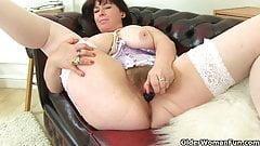 An older woman means fun part 339