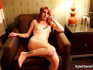 Fey sexy - Redhead cock worship - athame le fey