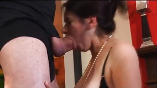 Grannies and matures fuck with grandpas and matures