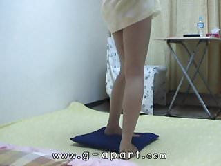 Erin andrews nude peep Japanese teens room to peep for 24h. her nude exercise.