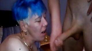 uk slut wife fucking while husband films