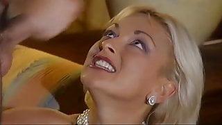 Rich Bitch Swallows Cum After An Anal Fuck