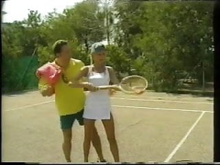 Dennis penis - Nomi and dennis play tennis