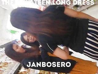 Long filipina sex videos - Pinay long dress walang pakundangan
