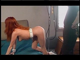 Hot sexy rack - Sexy slut with a decent rack into bdsm