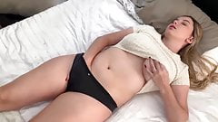 Making my 18 yr old girlfriend fuck for money.