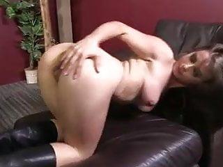 Young tight vagina pics - Huge cock plows her tight vagina