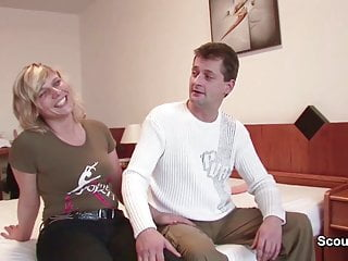 Mom and dad sex video - German mom and dad make porn casting for money