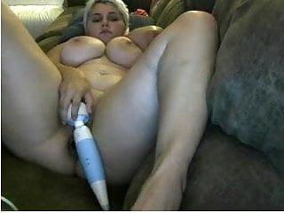 Sex olympia w Webcams 2014 - bbw blonde w huge tits: hitachi