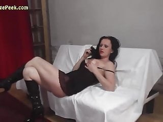 Puss sexy shaved Sexy puss gives deep blowjob and fucks in backstage