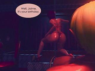 Cartoon jasmine fucking cartoon bella - Jaime, dominique bella marie in private dancer
