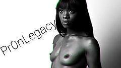 Schwarze Mädchen beenden Mythen