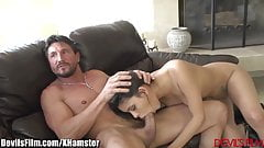 MILF Makes Sure Cock is Safe for not daughter