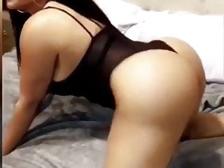 Sexy booty shake tube - Sexy booty shake on bed