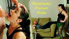 Протеиновый коктейль соседки по комнате