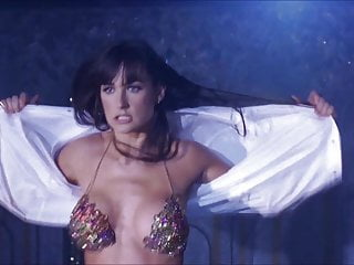 Demi Moore Striptease  Hd Mix