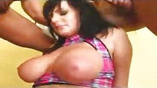Big Tits Nancy Anal & Double Penetration