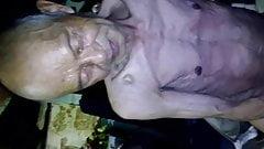 Asian Very Old Gay Grandpa