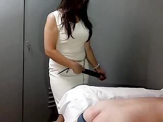 Lady teresa avalon gallery whip femdom A lady belts ...