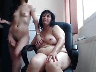 Russian lesbian penpals Russian lesbian mom webcam show