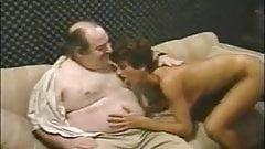 sharon mitchell sucks an ugly fat man