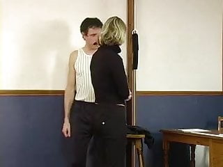 Humiliate spank strip tease Girl gets stripped punished and spanked by old teacher