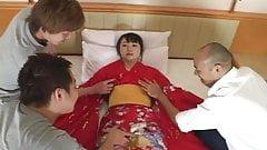 Japanese girl like a doll 1