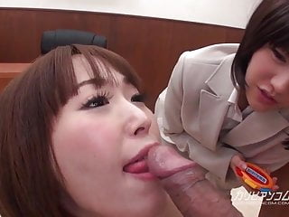 Sex with the lawyer - Asian lawyer having to to fuck in the court 02