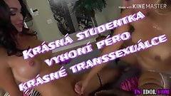 Beautiful student shaved dick, beautiful shemale