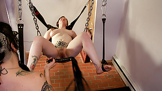 RealLesbianExposed -Bella Vendetta Submits To Lesbian Bettie