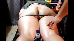 bikini Wife's 55 inch Ass Has a Mind of it's own humiliation
