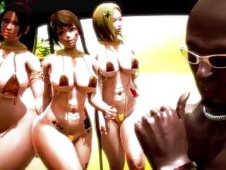 Free family 3d sex - 3d sex orgy