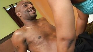 BIG BLACK AFRICAN ASSES - The Challenge - ROUND #11
