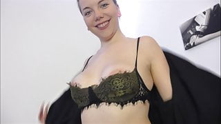 JuleStern - After the fuck date, the stepbrother fucks her, too