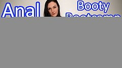Clara Dee - Booty Bootcamp 5 - Anal Beads - Anal JOI