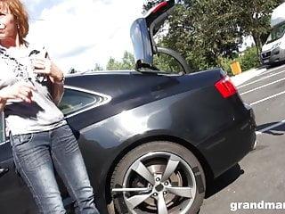 Dick auto repair massachusetts 24 - Grandma gets fucked hard outdoors after an auto repair