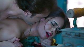 Dhoban aur Sarpanch Caught by Her Hubby Golu Doing Wild Sex