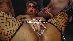 Old whore