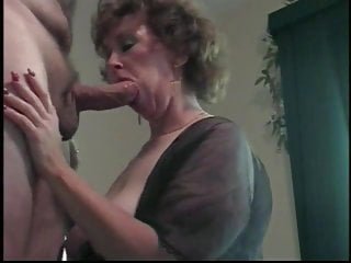 Grandma Blowjob Porn