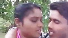 Desi lovers Kissing