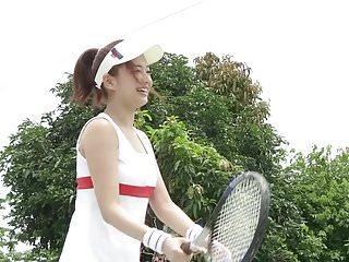 Mayumi shuffle hentai - Mayumi tennis