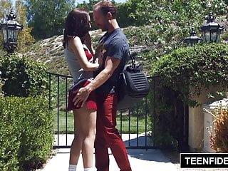Jordan ladd nude Teenfidelity cheerleader lily jordan creampied