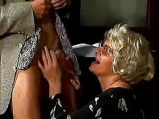 Nude facial glasses girls cum Garnny gets a good fucking and gets cum on her glasses