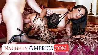 Naughty America - Trinity St. Clair fucks friend's husband