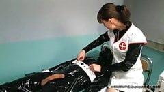 Kinky Clinic - Rubber Nurse Play