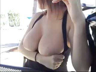 Exhibitionist nude strip - Public flashing exhibitionist nude in public