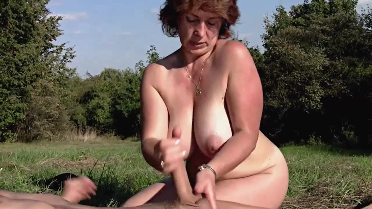bbw outdoor sex tube