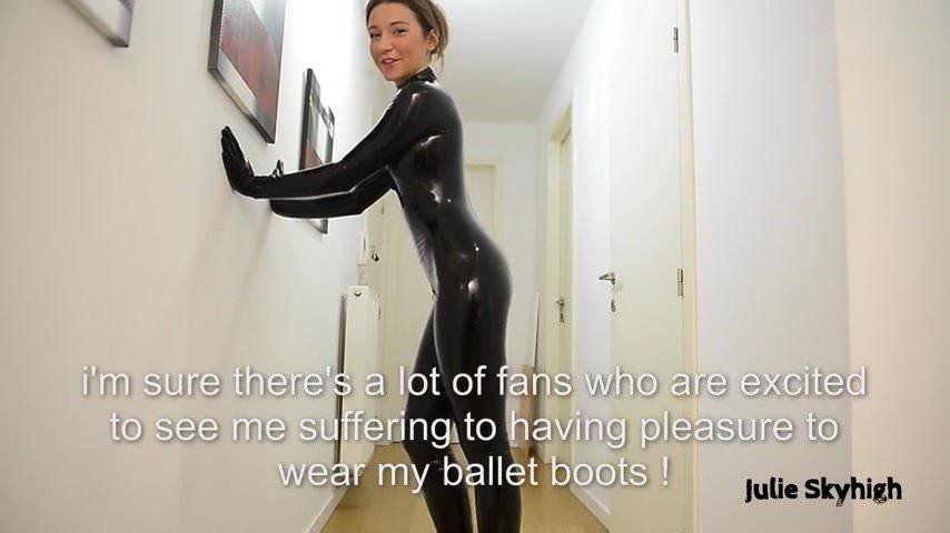 Julie skyhigh video