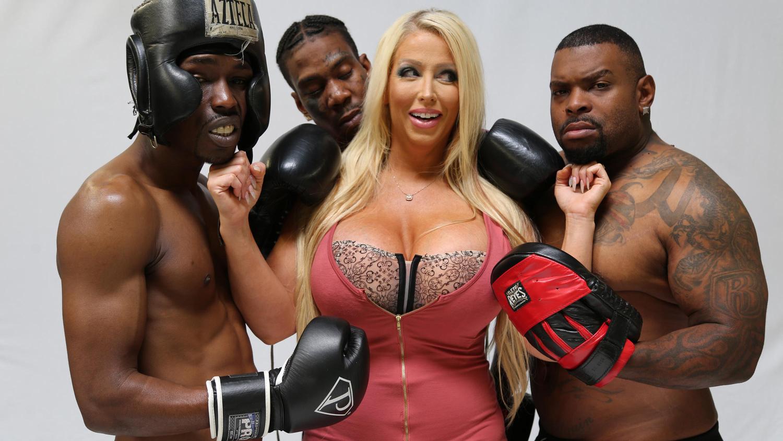 Alura Jenson Interracial Dp Porn alura jenson wants gangbang with bbc