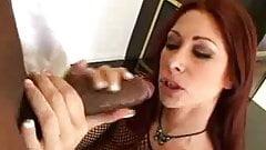 Tiffany Mynx and Sean Michaels (BBC, Real orgasm, Anal)